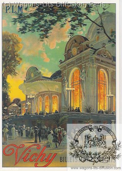 PLM Vichy-Casino
