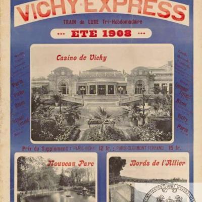 PLM Vichy Express CIWL 12