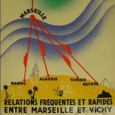 PLM Vichy Marseille (Ref N° 850