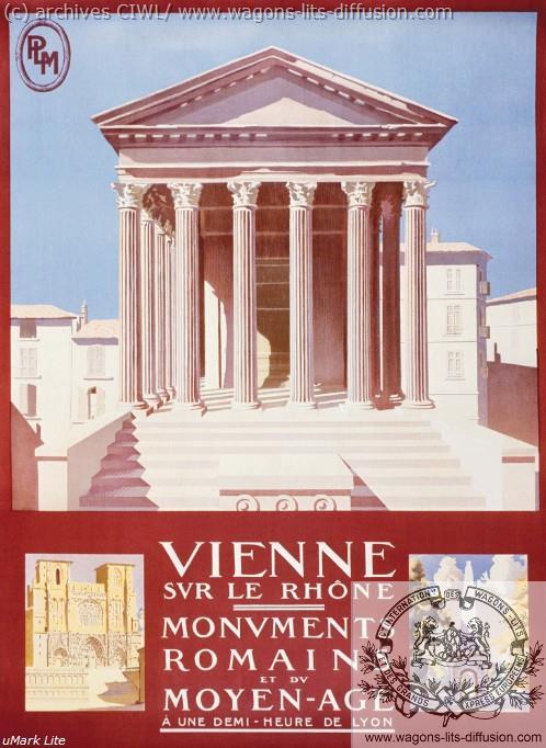 PLM Vienne sur rhone  (ref N° 860)