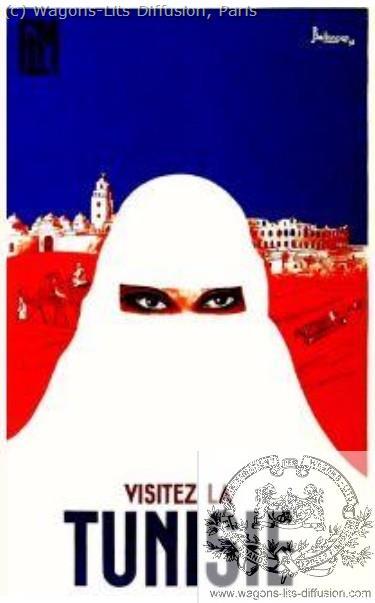 PLM Visitez la Tunisie Ref 987