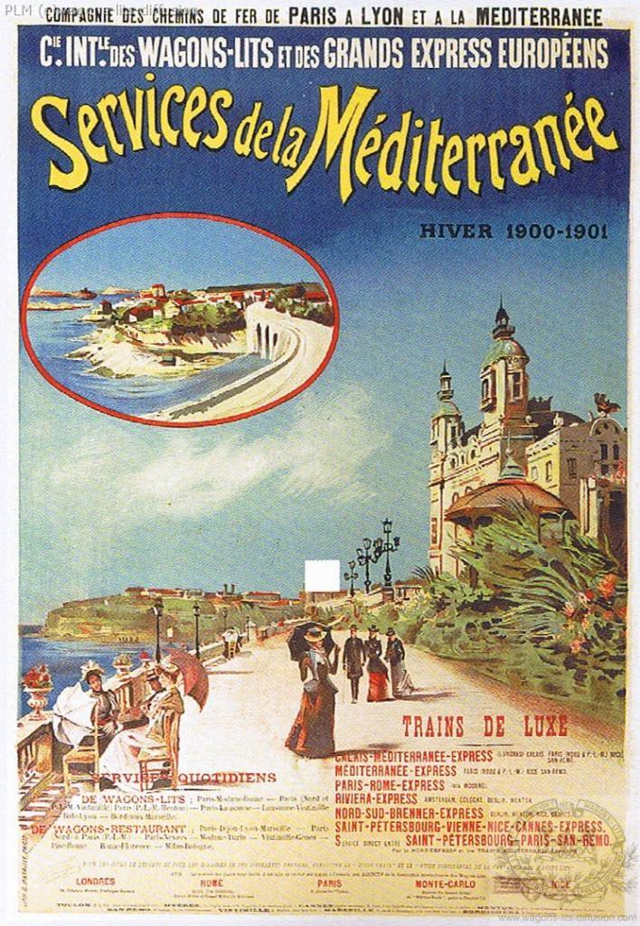PLM WL Services de la méditerranée 1 (Ref N° 870