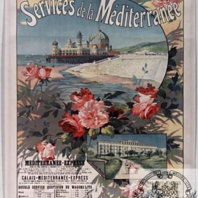 PLM WL Services de la méditerranée 2 (Ref N° 872