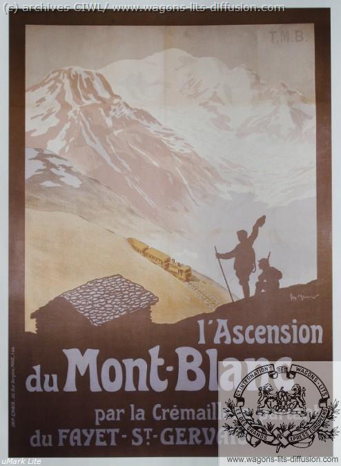 TMB Mont Blanc (Ref N° 932