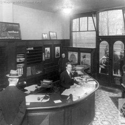 Wl agence 1910