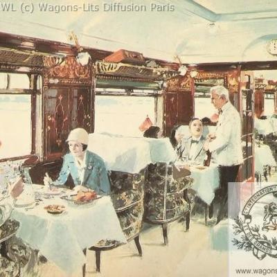 Wl albert brenet voiture restaurant 1