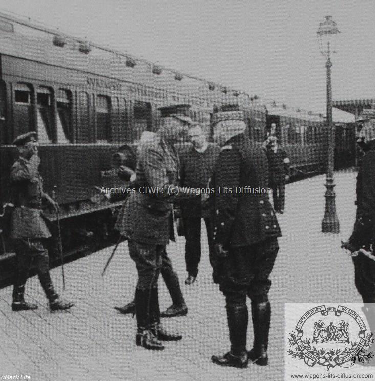 WL armistice Douglas Haig Maréchal Joffre 1918