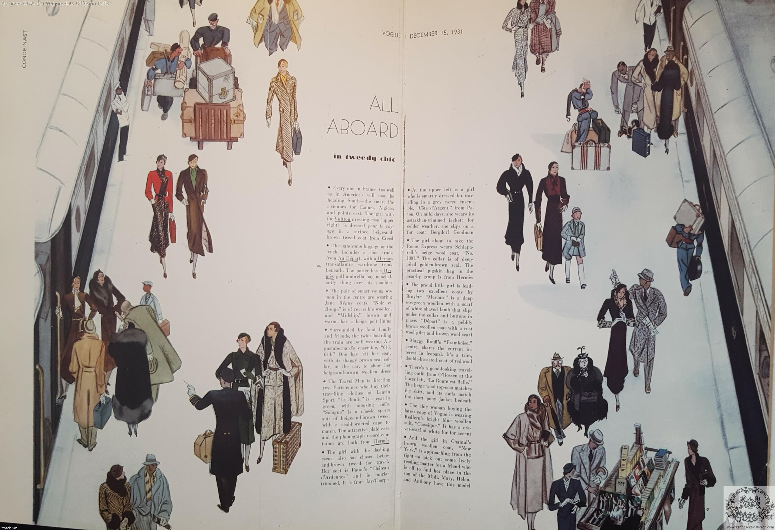 Wl article vogue 1931