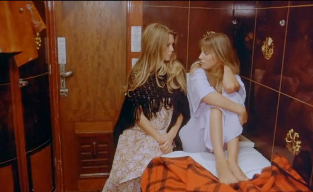 WL Bardot et Birkin dans une VL LX 1973