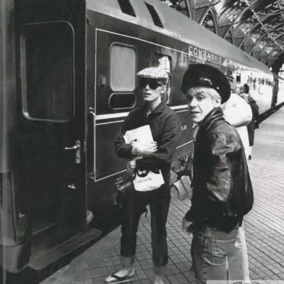 Wl bowie iggy pop copenhague 1977