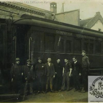 Wl brigade russie vers 1910