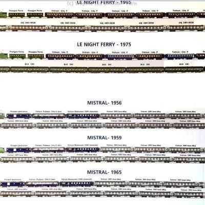 Wl composition des rames p4