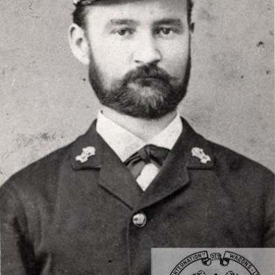 Wl conducteur vers 1921
