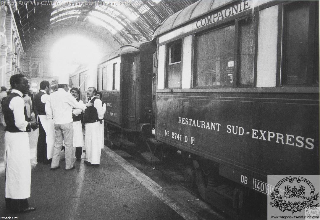 Wl convoi nioe en gare vers 1980