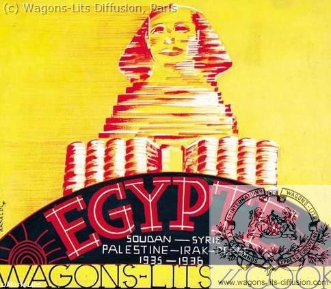 WL Cook Egypte 1935