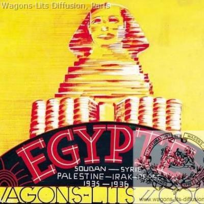WL Cook Egypte 1935