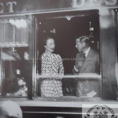 WL Duc de Windsor et Wallis Simpson