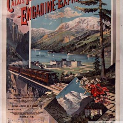 WL Engadine Express 1896