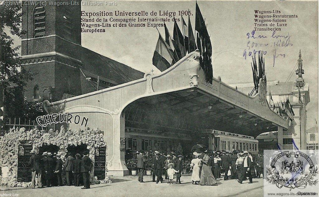 Wl expo universelle liege 1905 stand ciwl