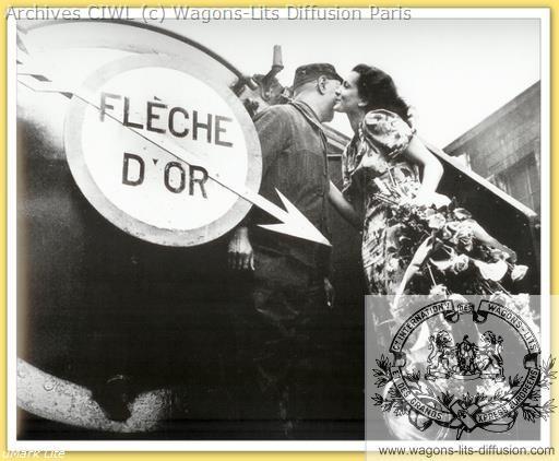 Wl fleche d or depart 1946