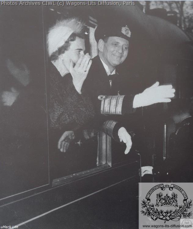 Wl frederik du danemark 1950
