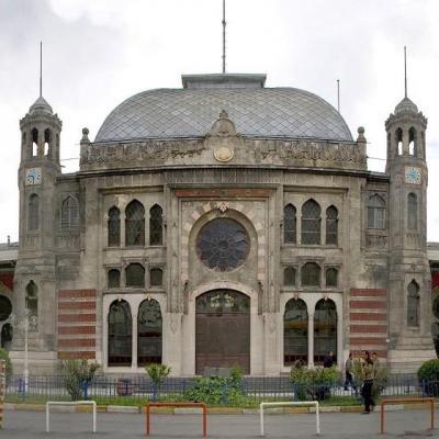 Wl gare istanbul 1