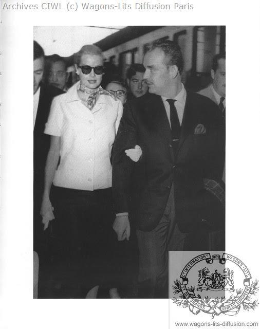 Wl grace kelly et prince rainier 1957