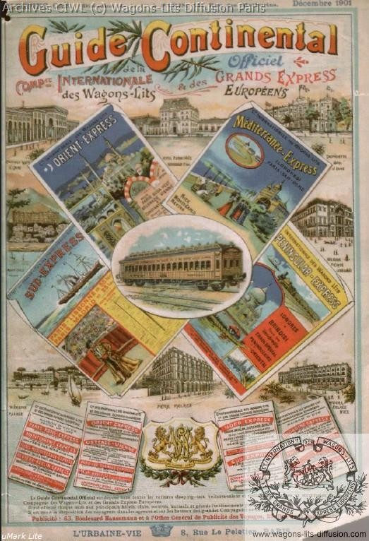 Wl guide continental 1902