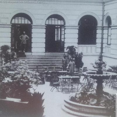 Wl hotel pekin 1904