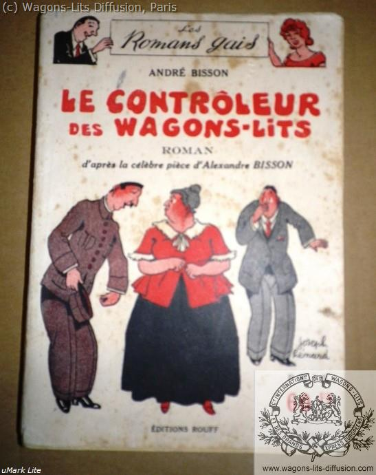 WL le controleur des wagons-lits