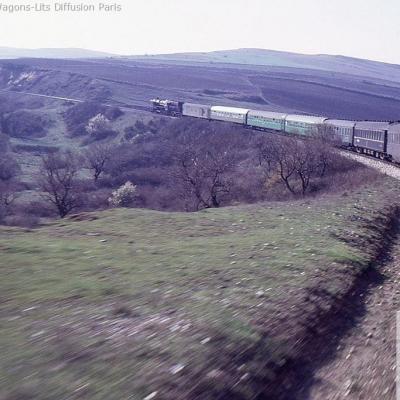 Wl le direct orient marmara express en 1970