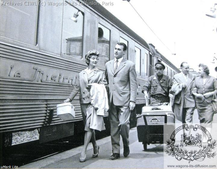 Wl le mistral quai voyageurs1960