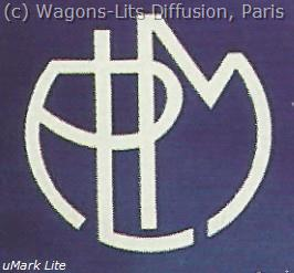 WL logo PLM arrondi Bleu