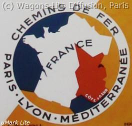 WL Logo PLM carte de france