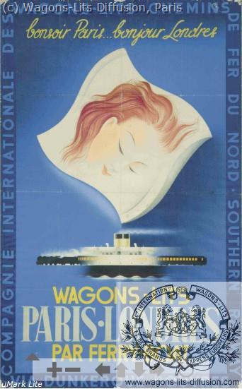 WL londres night ferry