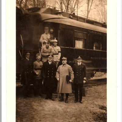 Wl marechal foch armsitice 1918