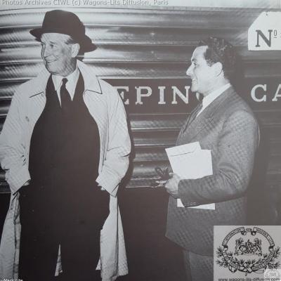 Wl maurice chevalier 1957