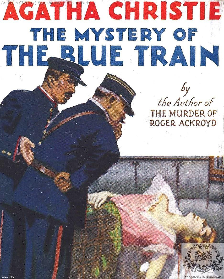 Wl murder in the orient express cover a christie