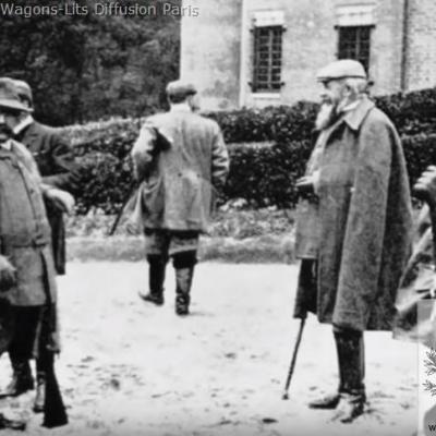 Wl nagelmackers a villepreux vers 1910