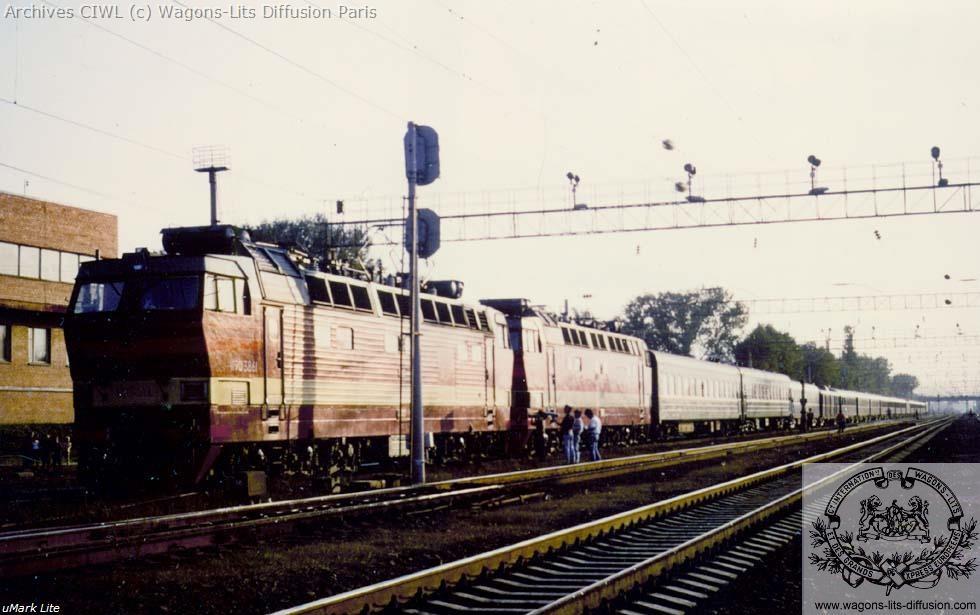 Wl nioe russian loco 1989