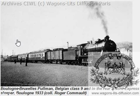 Wl nord express 1934