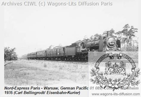 Wl nord express 1936