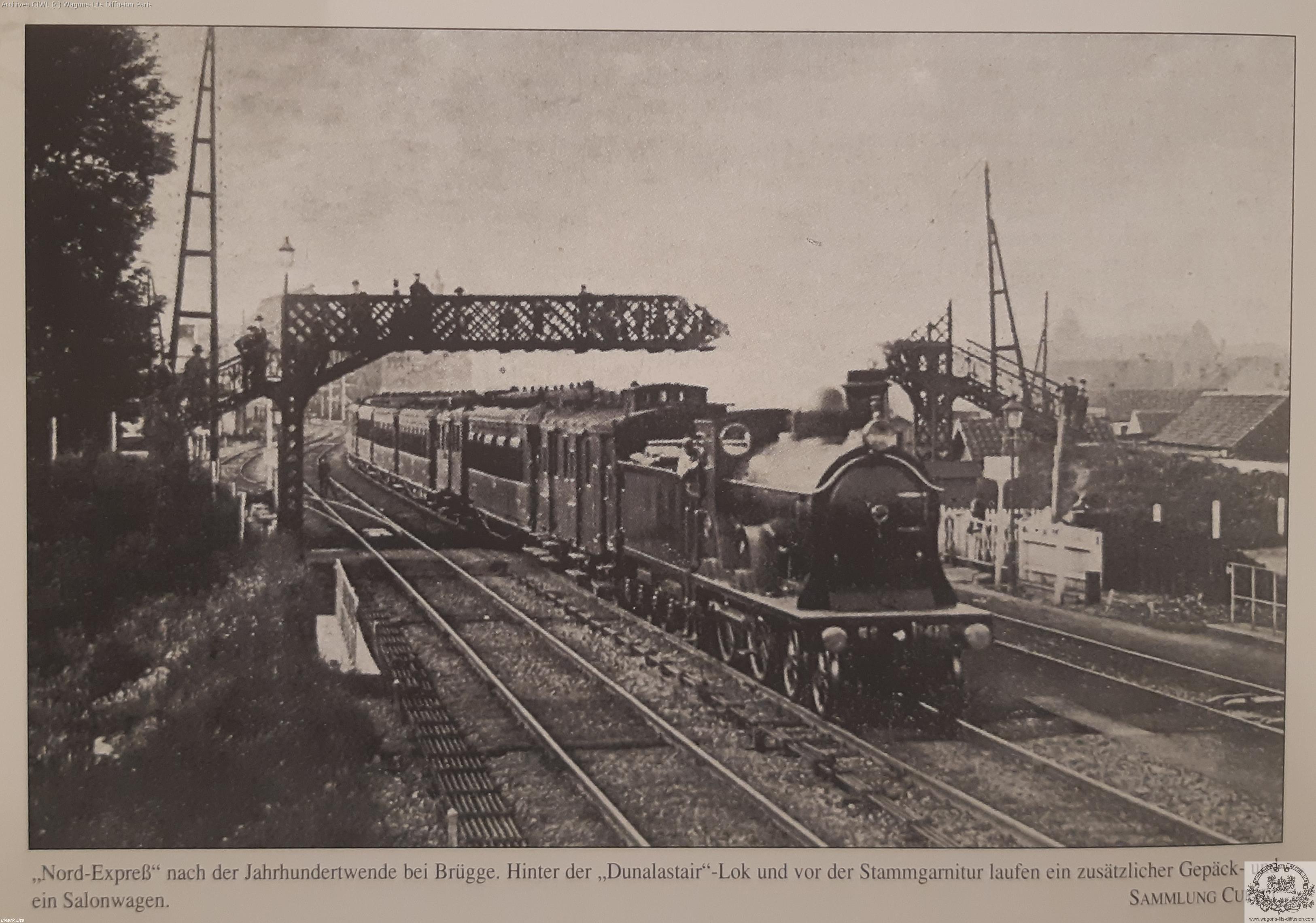Wl nord express bruge 1898