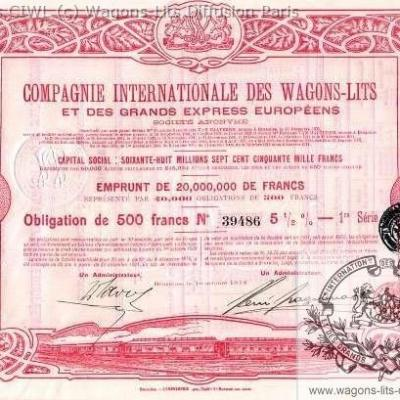Wl obligation wl vers 1906