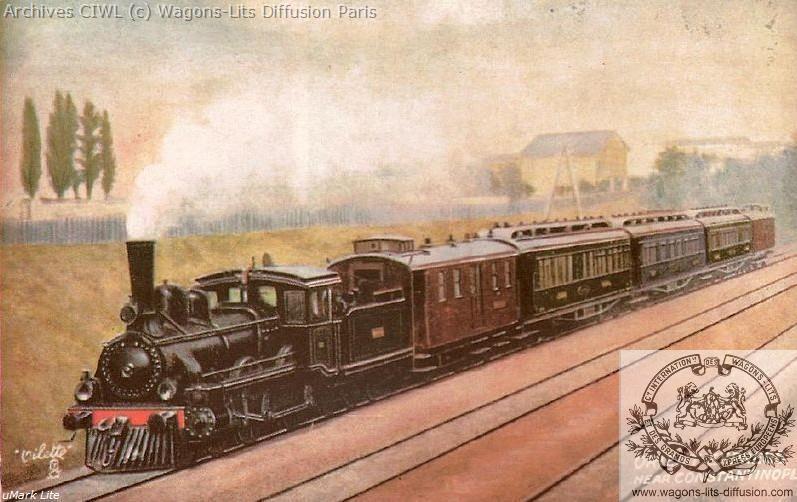 Wl orient express 1901