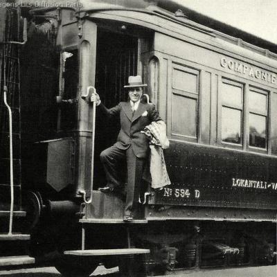 Wl orient express a istanbul voiture restaurant 594 1932
