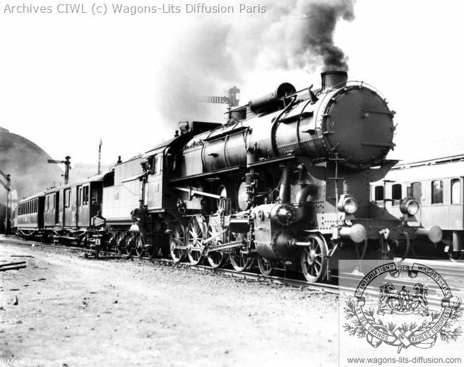 Wl orient express budapest 1930