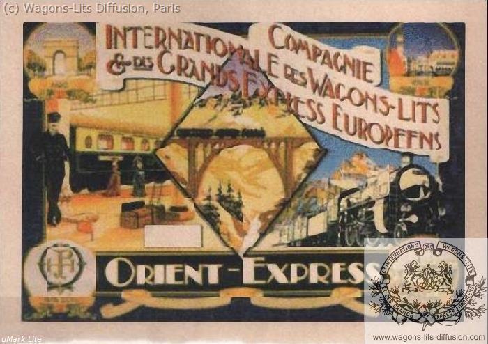 WL Orient Express CIWL