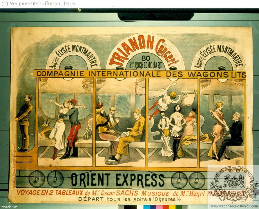 WL Orient Express Theatre