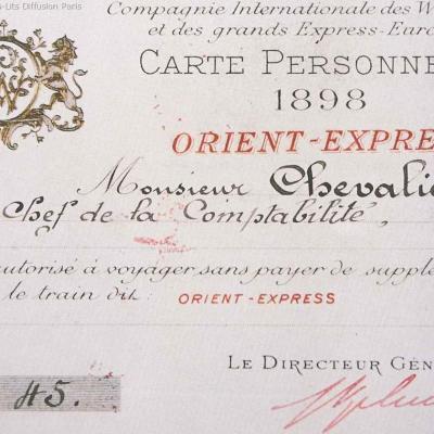 Wl permis de circulation mr chevalier 1898